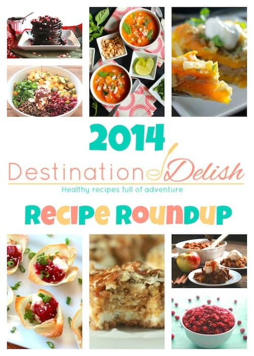 2014 Recipe Roundup