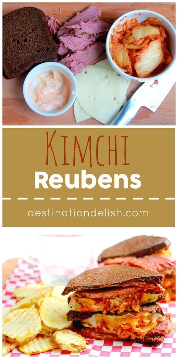 Kimchi Reubens