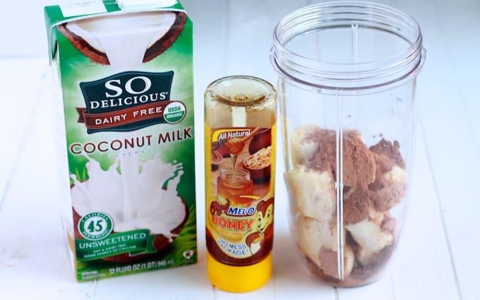 Samoa Breakfast Smoothie