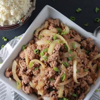 Quick and Easy Bulgogi (Korean Beef)