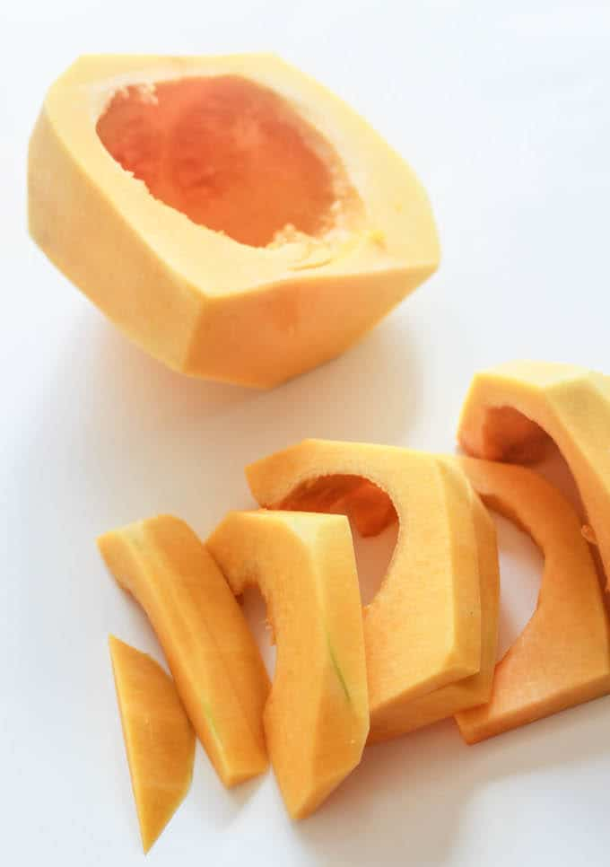 How to Cut and Peel a Butternut Squash | Destination Delish