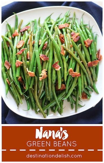 Nana's Green Beans