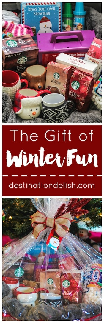 The Gift of Winter Fun | Destination Delish
