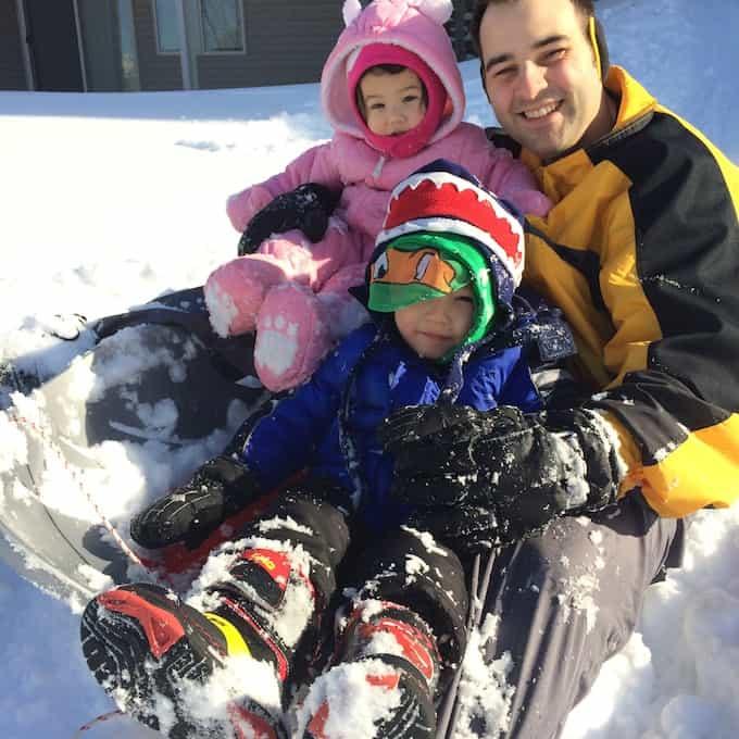 The Gift of Winter Fun | Destination Delish